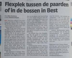 Eindhovens Dagblad Sharingweek 2015